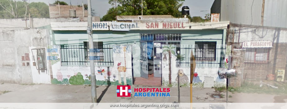 Centro de Salud 23 San Miguel Granadero Baigorria Santa Fe