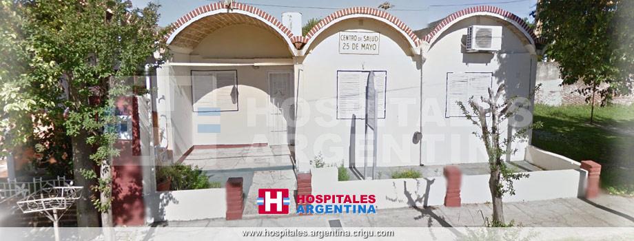 Centro de Salud 25 de Mayo Cañada de Gómez Santa Fe