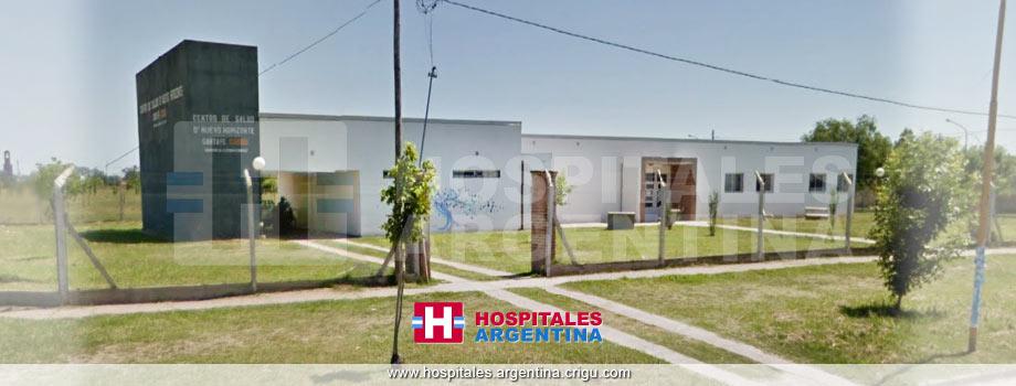 Centro de Salud Barrio Nuevo Horizonte Santa Fe