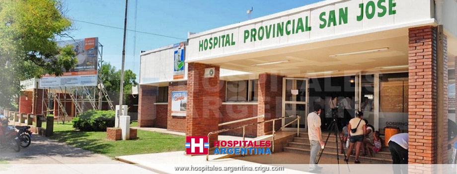 Hospital San José Cañada de Gómez Santa Fe