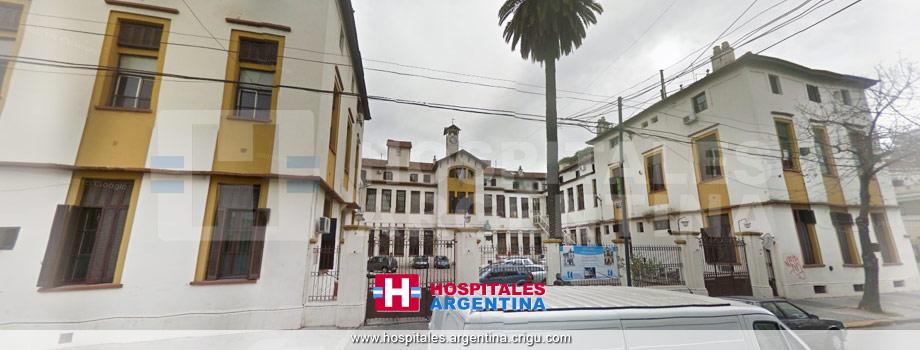 Hospital Ricardo Gutiérrez Ciudad Autónoma de Buenos Aires