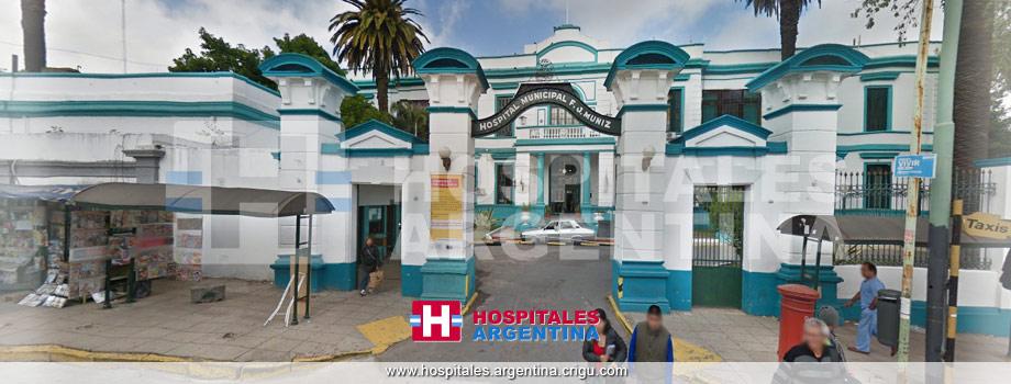 Hospital Muñiz Ciudad Autónoma de Buenos Aires
