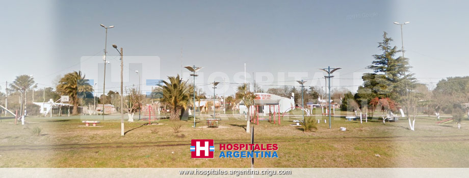 Centro de Salud barrio Santa Paula Mar del Plata