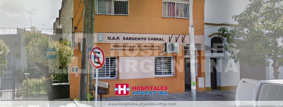 UAP Sargento Cabral Munro Vicente López