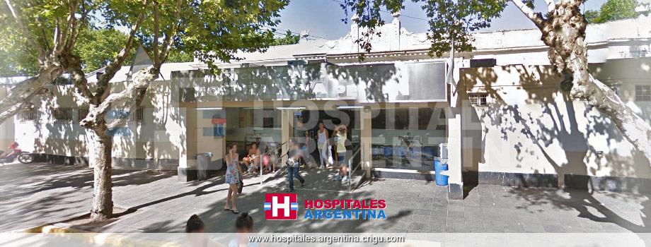 Hospital Municipal Eva Perón San Antonio de Padua Merlo Buenos Aires