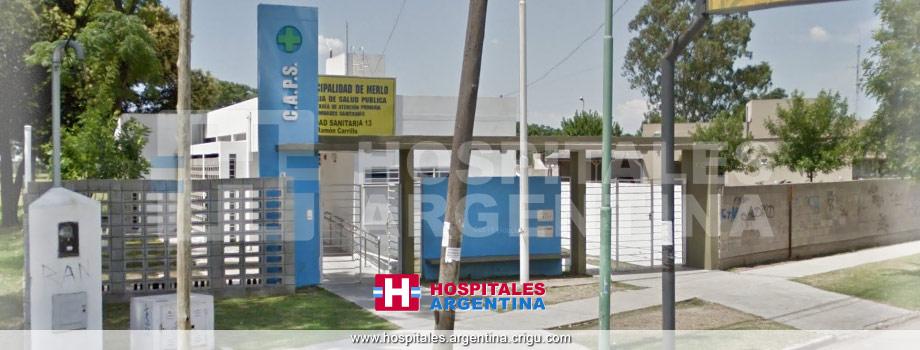 Unidad Sanitaria 13 CAPS Merlo Buenos Aires