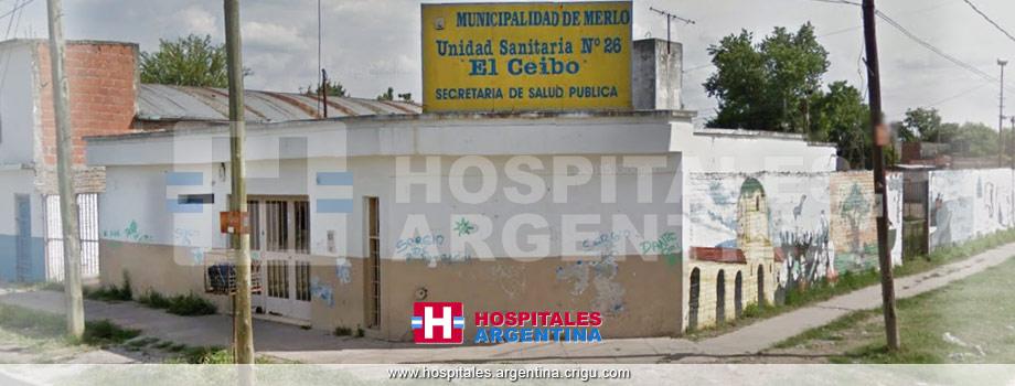 Unidad Sanitaria 26 El Ceibo Libertad Merlo Buenos Aires