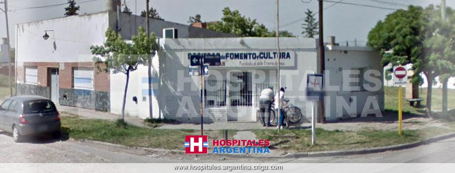 Unidad Sanitaria Barrio Lujan Bahía Blanca
