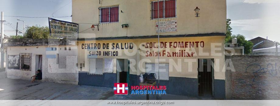 Centro de Salud Suizo Infico José C. Paz Buenos Aires