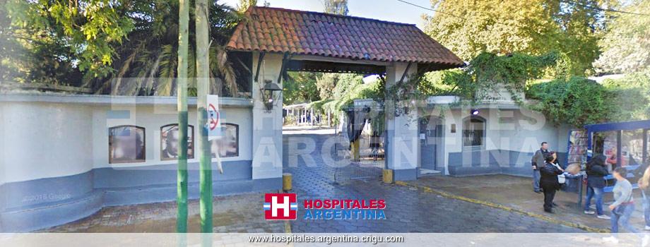 Hospital José Estévez Lomas de Zamora Buenos Aires