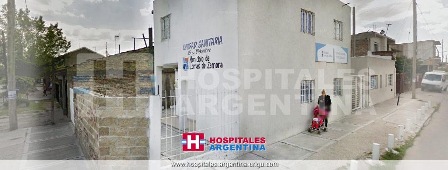 Unidad Sanitaria 19 de Diciembre Lomas de Zamora Buenos Aires