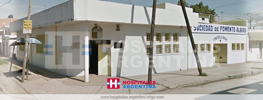 Unidad Sanitaria Alberdi José C. Paz Buenos Aires