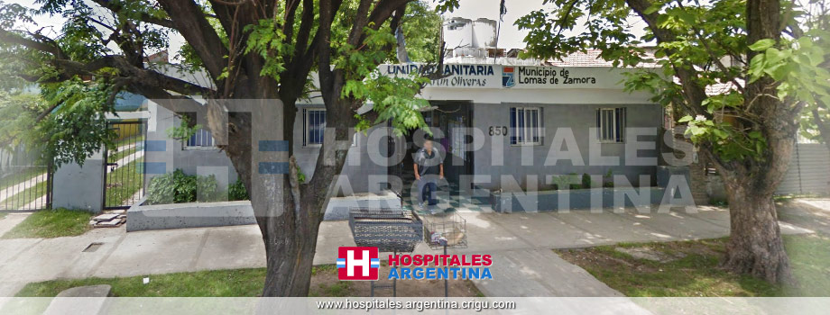 Unidad Sanitaria J.M. Oliveras Temperley Lomas de Zamora