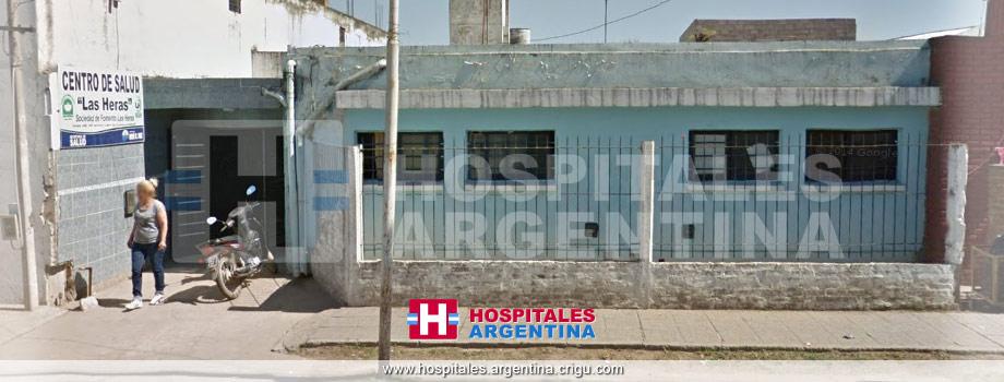 Unidad Sanitaria Las Heras José C. Paz Buenos Aires