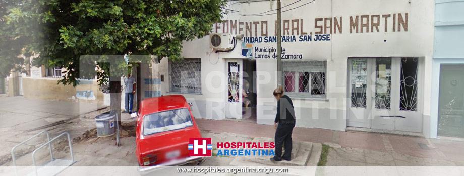 Unidad Sanitaria San José Lomas de Zamora Buenos Aires
