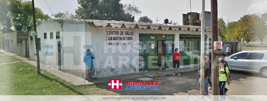 Unidad Sanitaria San Martín de Tours José C. Paz Buenos Aires