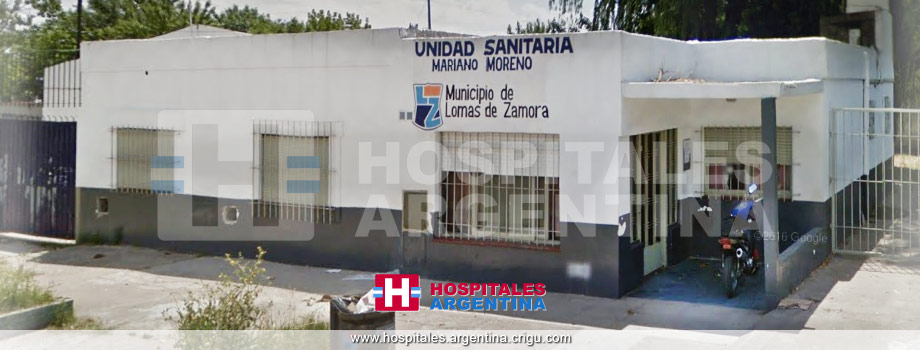 Unidad Sanitaria Mariano Moreno Lomas de Zamora Buenos Aires