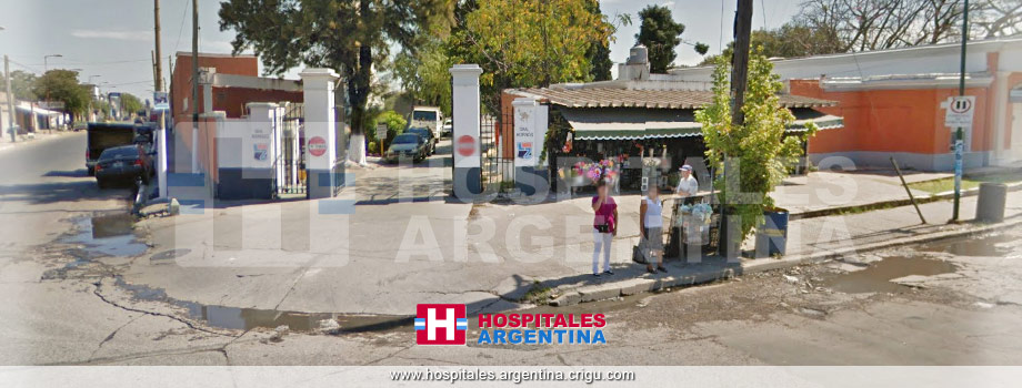 Unidad Sanitaria Posta Cementerio Lomas de Zamora Buenos Aires
