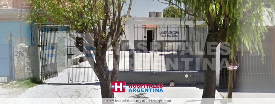 Unidad Sanitaria Villa Albertina Lomas de Zamora Buenos Aires