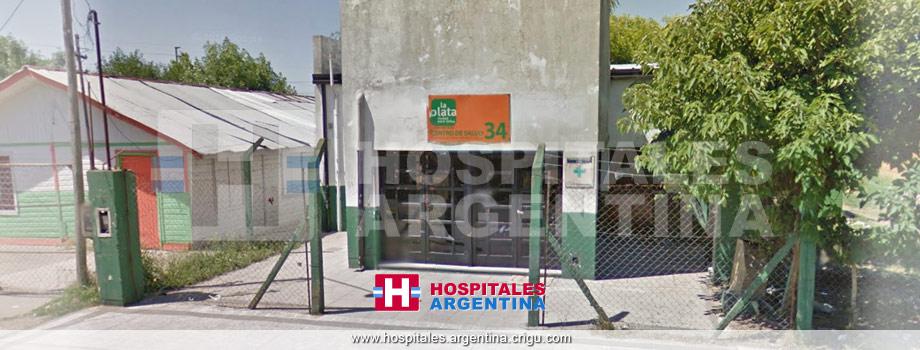 Centro de Salud 34 Melchor Romero La Plata Buenos Aires