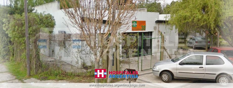 Centro de Salud 38 City Bell La Plata Buenos Aires