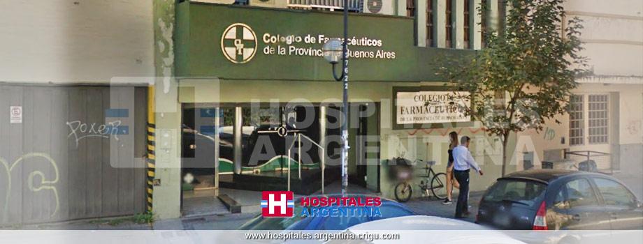 Colegio de Farmacéuticos La Plata Buenos Aires
