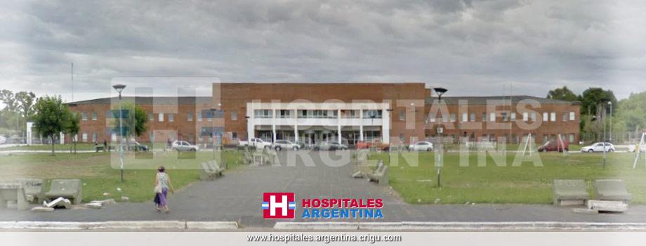 Hospital Simplemente Evita González Catán Buenos Aires