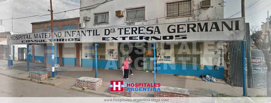 Hospital Teresa Germani La Matanza Buenos Aires - Consultorios Externos