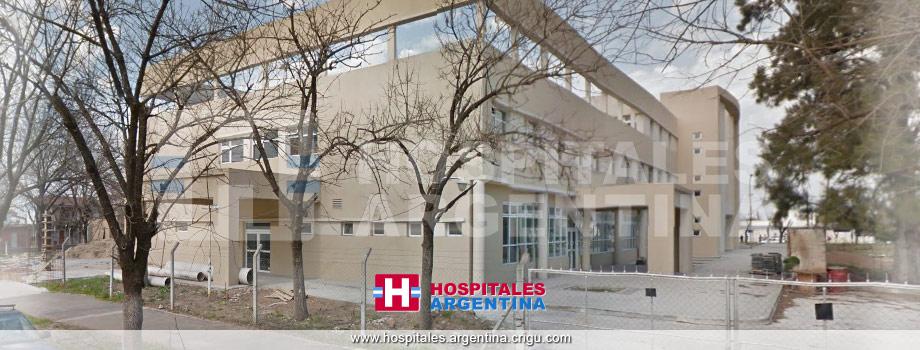 Hospital Teresa Germani La Matanza Buenos Aires - Edicfio Nuevo