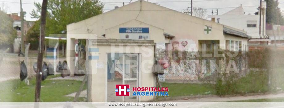Unidad de Salud Villa Giardino Gregorio Laferrere La matanza Buenos Aires
