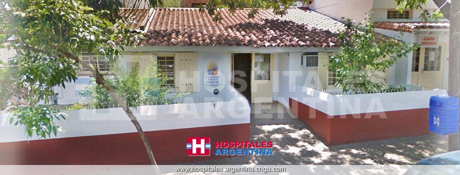 Unidad de Salud Puerto Argentino Ciudad Evita La Matanza Buenos Aires