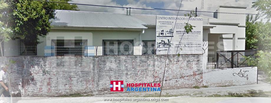 Centro de Salud 4 CIC San José Almirante Brown