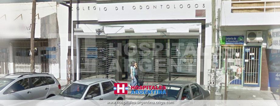 Colegio de Odontólogos Distrito III Ramos Mejía La Matanza Buenos Aires