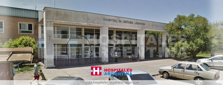 Hospital Dr. Arturo Oñativia Rafael Calzada Buenos Aires