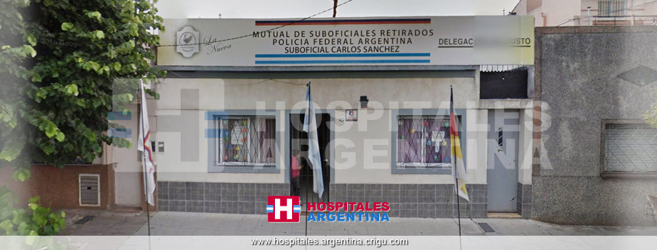 Mutual de Suboficiales de la Policía Federa Argentina San Justo Buenos Aires