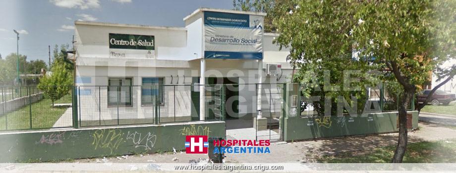 Centro de Salud 13 CIC Nestor Kirchner Burzaco Almirante Brown Buenos Aires