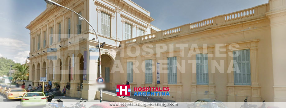 Hospital Nacional de Clínicas Córdoba Capital