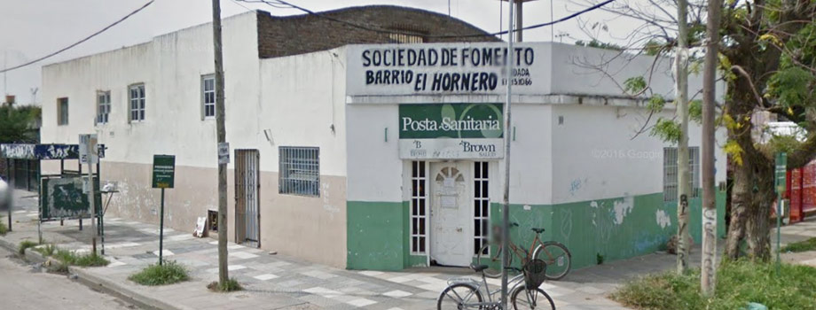 Posta Sanitaria El Hornero Burzaco Almirante Brown Buenos Aires