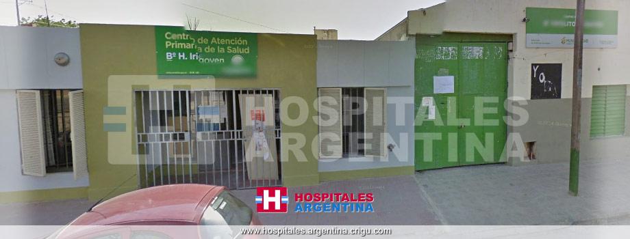 Centro de Salud 13 Hipólito Yrigoyen Córdoba Capital