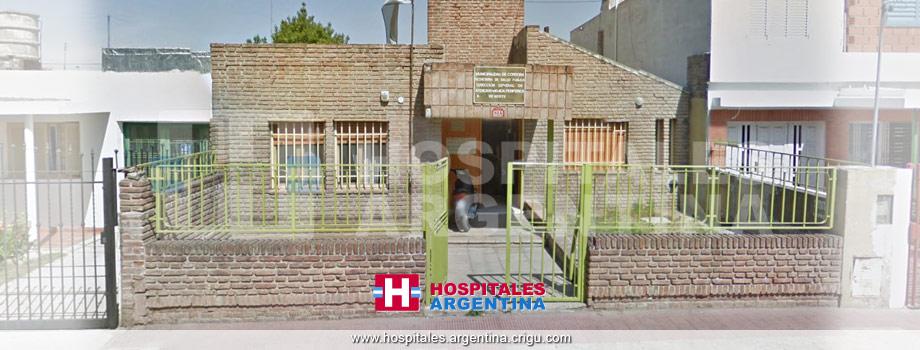 Centro de Salud 5 Yofre Norte Córdoba Capital