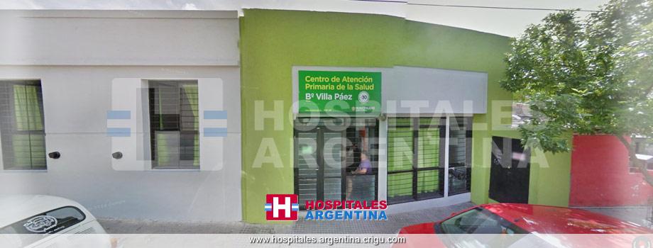 Centro de Salud 30 Villa Paez Córdoba Capital