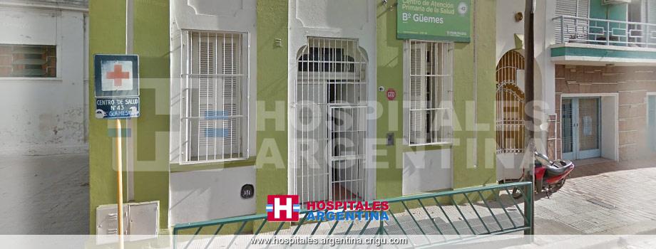 Centro de Salud 43 Güemes Córdoba Capital
