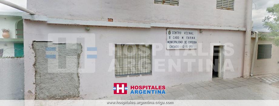 Centro de Salud 45 Cabo Farina Córdoba Capital