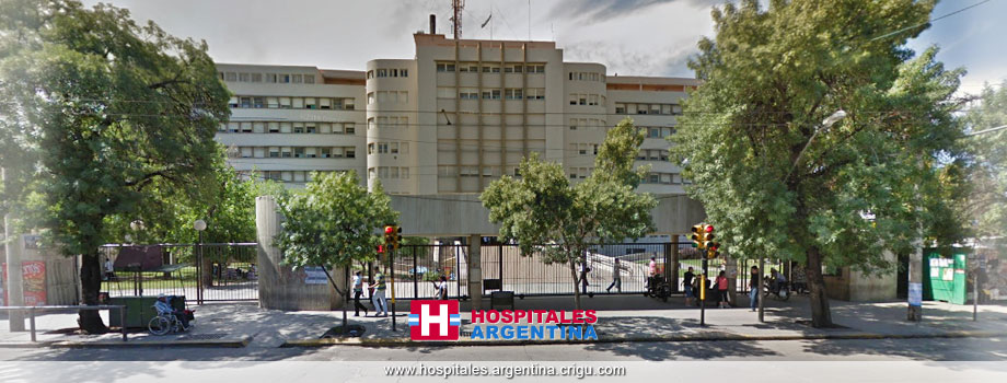 Hospital Central Mendoza Argentina