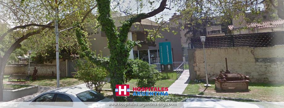 Vacunatorio Central Mendoza