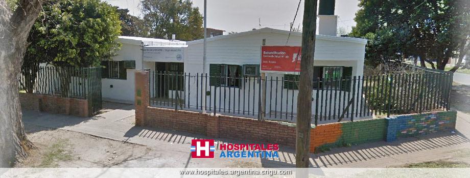 Centro de Salud 10 Villa Manuelita Rosario