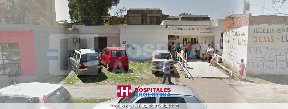 Centro de Salud Nº 13 Fonavi Rosario Santa Fe