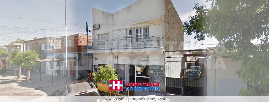 Centro de Salud Nº 14 Avellaneda Oeste Rosario Santa Fe.