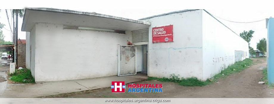 Centro de Salud 15 Juan Domingo Perón Rosario