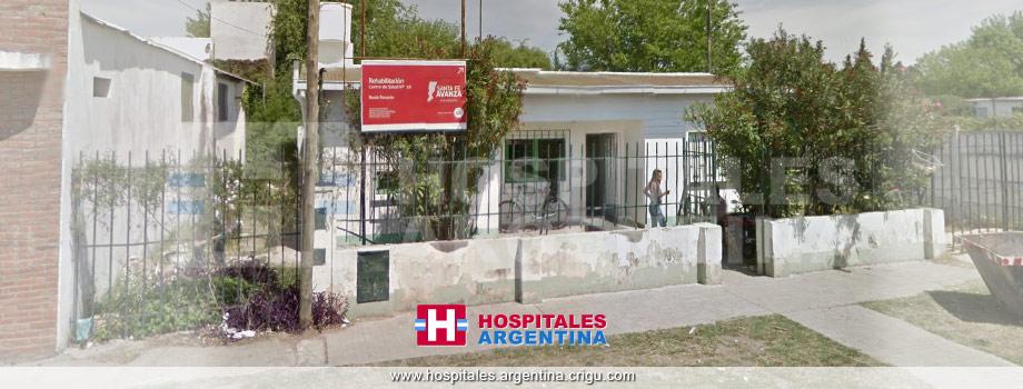 Centro de Salud Nº 16 Pablo VI Rosario Santa Fe